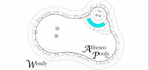 Flagship Pool Package 01 Pool Plans